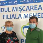 Daniela Sârbu, apreciată internațional în domeniul sănătății și securității în muncă, s-a alăturat PMP Mehedinți