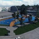 Proiect pentru Parcul Dragalina și zona aferentă Cetății Medievale