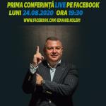 Eduard Koler, candidatul PMP pentru funcția de primar al municipiului Drobeta Turnu Severin, în dialog cu severinenii