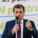 Ion Cupă, un președinte pentru județul Mehedinți