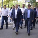 Marius Screciu și-a depus candidatura pentru cel de-al doilea mandat de primar al municipiului Drobeta Turnu Severin