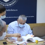 """Primarul Marius Screciu: """"Am semnat cel mai mare contract pe fonduri europene din ultimii ani, de 8,2 milioane euro"""""""