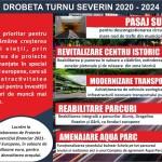 Marius Screciu: Proiecte majore cu fonduri europene pentru Severin: pasaj subteran, punerea în valoare complex istorico-cultural din cadrul Colegiului Național Traian