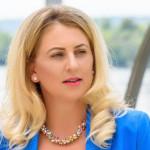 Ramona Cupă, noul președinte interimar al PMP Mehedinți