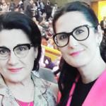 Sosia mehedințencei Ecaterina Andronescu, fosta jurnalistă Carmen Dincă, vrea să devină parlamentar de Mehedinți