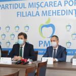 PMP propune un Pact pentru reducerea la 300 a numărului de parlamentari și eliminarea pensiilor speciale pentru politicieni