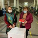 Ramona Cupă a donat 40.000 de măști medicinale unor unități de învățământ din municipiul Drobeta Turnu Severin